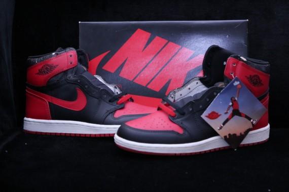 Air Jordan 1: OG Banned