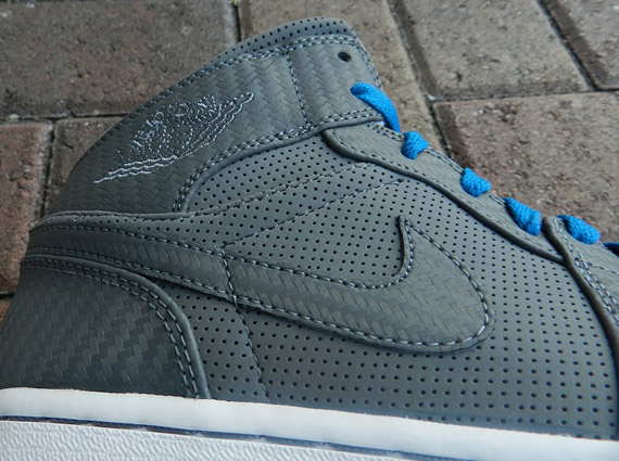 Air Jordan 1 High Phat: Cool Grey   Imperial Blue   Available Now