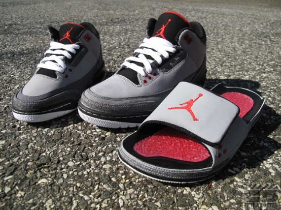 8ab7aa75ffdf9f We recently took a look at the Air Jordan III  Stealth  Pack and as the  release date quickly approaches