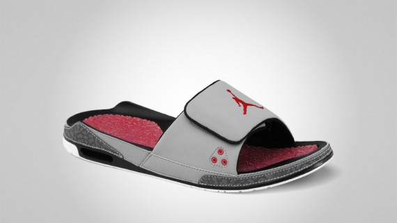 Air Jordan III Stealth Slide