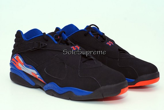 Air Jordan VIII Low: Jared Jefferies PE