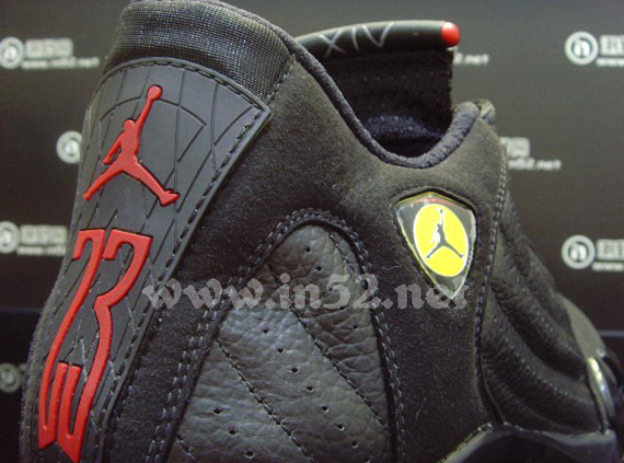 Air Jordan XIV: Last Shot   New Images