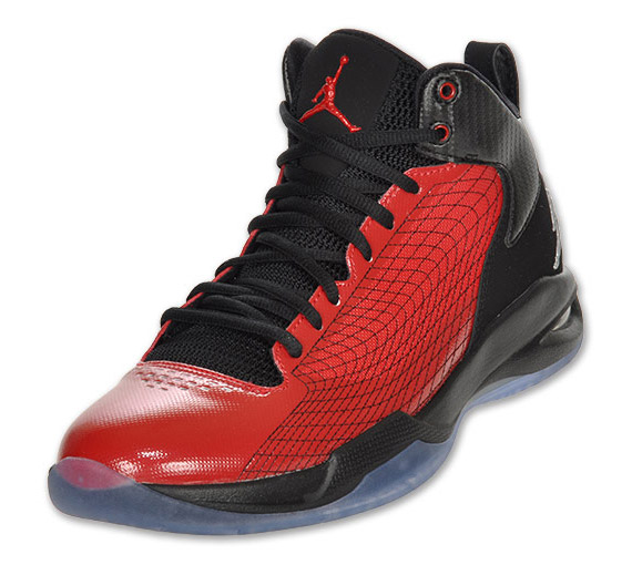 6406851c8776a6 The Jordan Fly 23  Flint  recently hit Jordan Brand retailers and the  Varsity Red Black colorway is next in line as it is now available for purchase  at ...