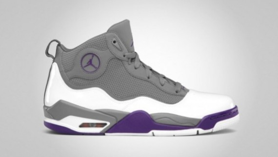 Jordan TC: Cool Grey   Club Purple