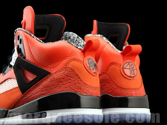 Jordan Spizike: NY Knicks Orange   New Images