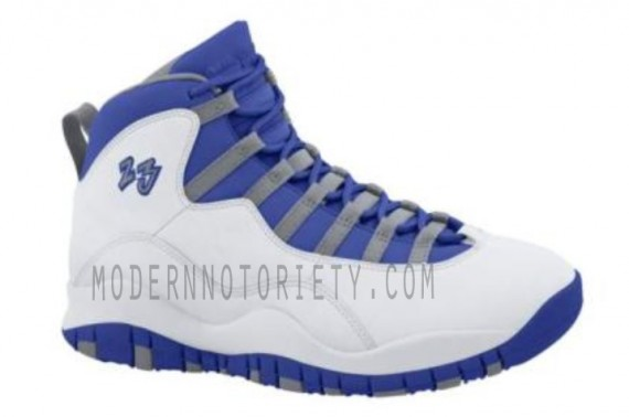 Air Jordan X Retro: Old Royal   Release Date