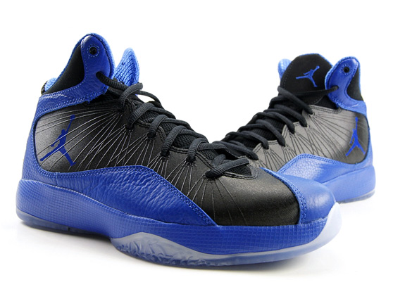 Air Jordan 2011 A Flight: Black   Varsity Royal