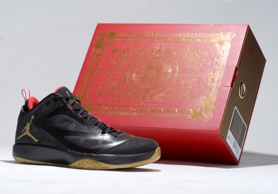 Air Jordan 2011 Q Flight: Year Of The Rabbit   New Images
