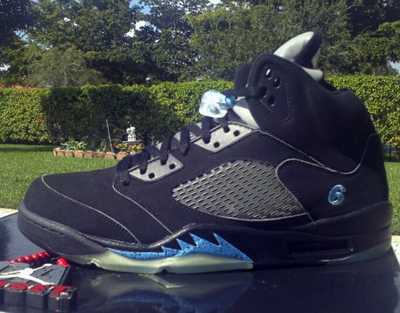 Air Jordan V: Eddie Jones PE