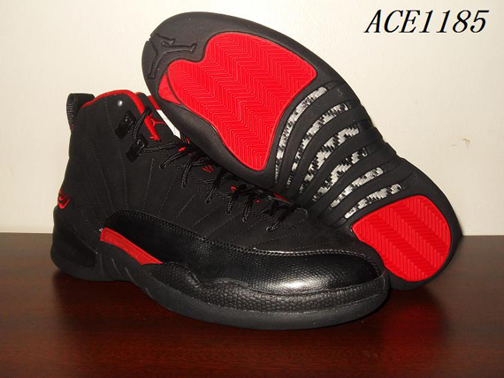 Air Jordan XII: Joe Johnson Away PE