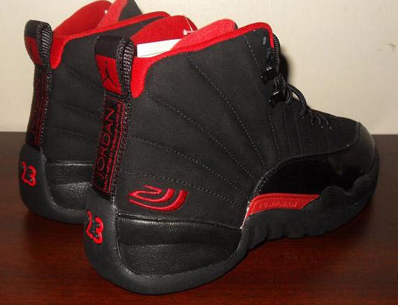 Air Jordan XII  Joe Johnson Away PE - Air Jordans bf717b8e2