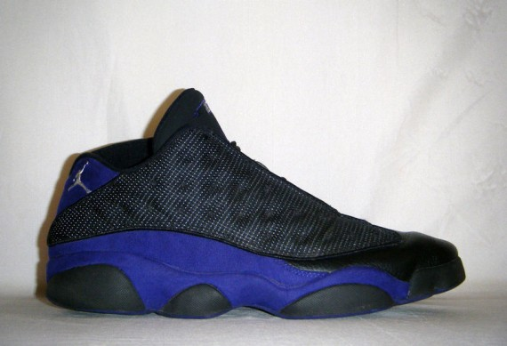 Air Jordan XIII Low: Mike Bibby PE