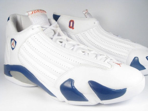 Air Jordan XIV: Quentin Richardson PE