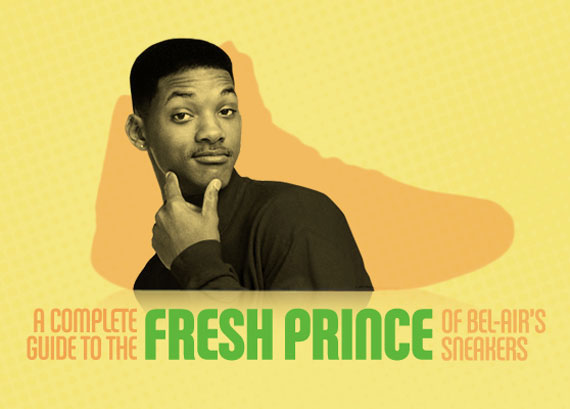 Fresh Prince Of Bel Airs Favorite Air Jordans