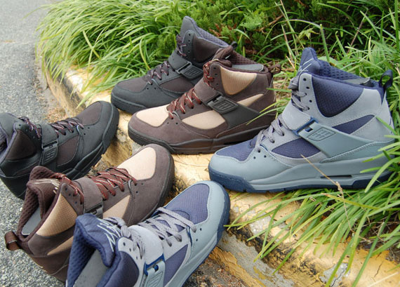 Jordan Flight 45 TRK: Fall 2011 Colorways