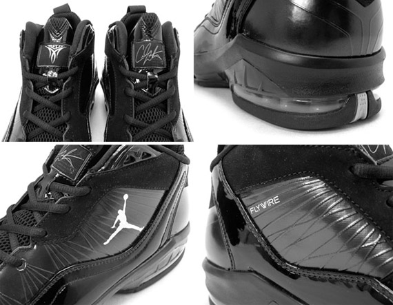 Air Jordan Melo M7 Black