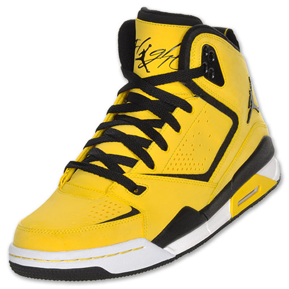 Jordan SC 2: Tour Yellow/Black   Available