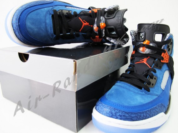 Jordan Spizike: Knicks PE   Royal