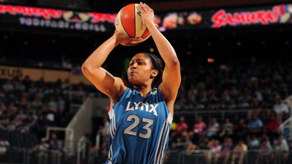 Maya Moore Wins Rookie of the Year