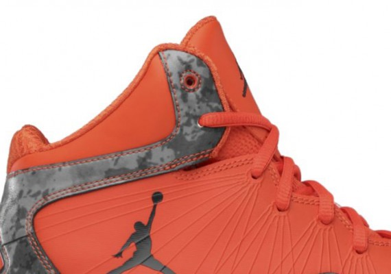Air Jordan 2011 A Flight: Team Orange   Anthracite | Available