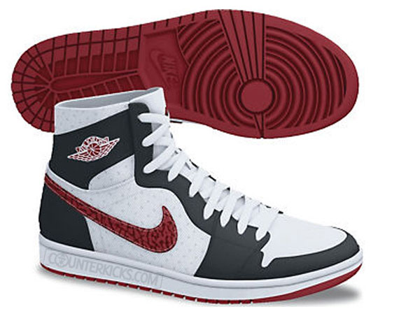 Air Jordan 1 Phat: Summer 2012