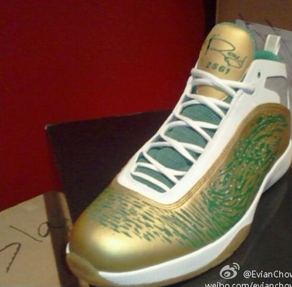 Air Jordan 2011: Ray Allen Three Point King PE