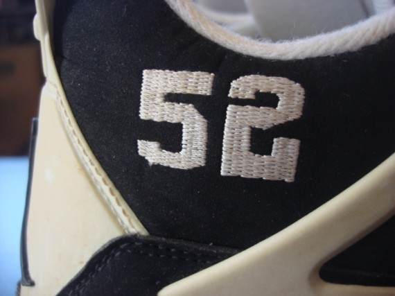 Air Jordan IV Cleat: CC Sabathia Game Worn