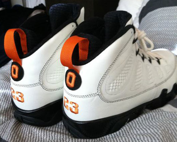Air Jordan IX: Oregon State PE