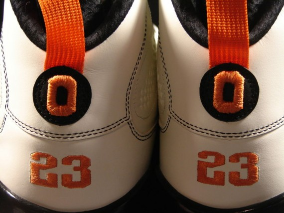 Air Jordan IX: Oregon State PE   New Images