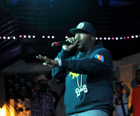 Bun B Wears Dave White x Air Jordan 1 @ Sneaker Pimps