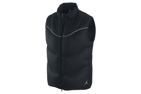 Jordan AJ 11 Reversible Down Mens Vest