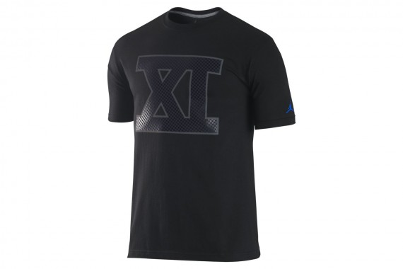 Jordan AJ11 Roman Numerals Mens T Shirt