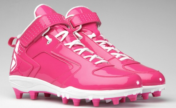 Jordan Brand Breast Cancer Awareness Cleats