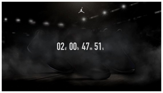 Jordan Brand Countdown To Three New Models On October 4th, 2011