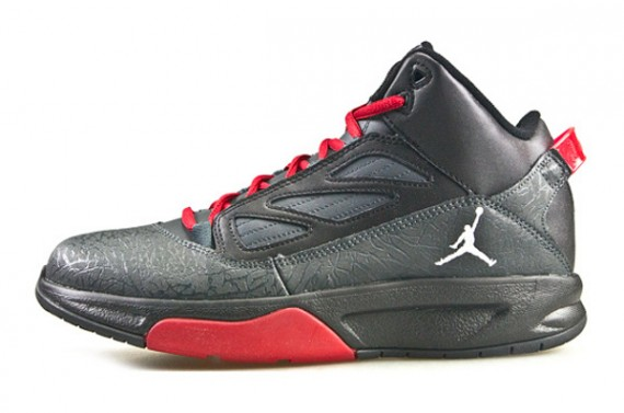 Jordan F2F II: Black   Red   Grey