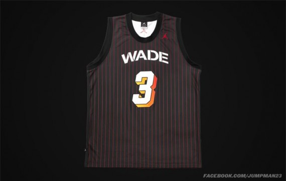 Jordan Fly Wade 2 Apparel Collection