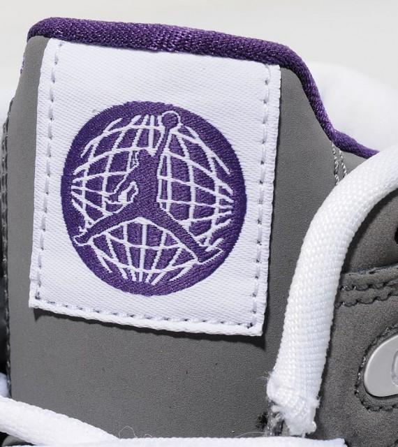 Jordan ISO 2: Light Granite   Club Purple