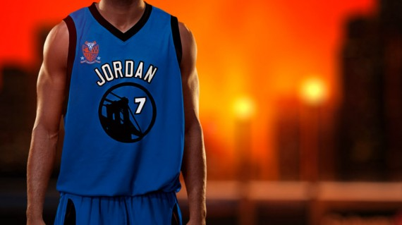 Jordan Melo M8 Apparel Collection