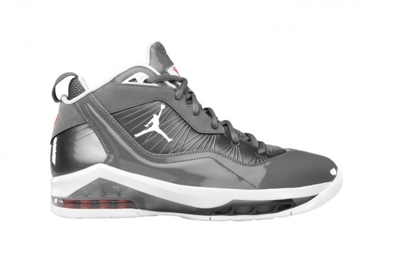 Jordan Melo M8: Cool Grey   Now Available