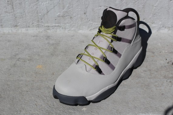 Jordan Winterized Six Rings: Light Graphite   High Voltage   Hitting Retailers