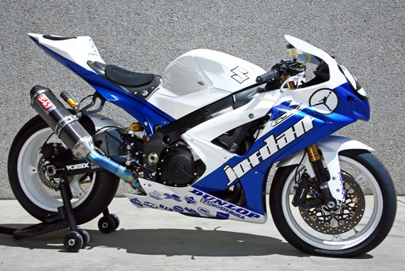 Michael Jordan Motorsports Motorcycles Available For $40,000 From Upper Deck