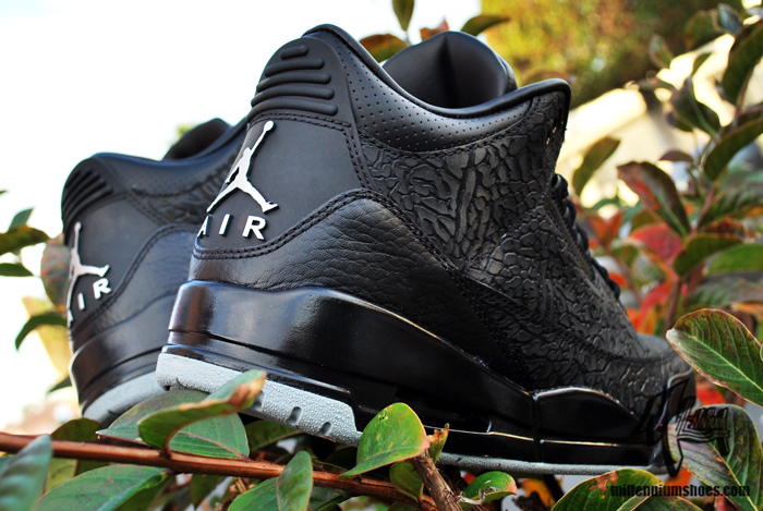 nike dunk portable haute - Air Jordan 3 Retro: Black Flip - Another Look - Air Jordans ...