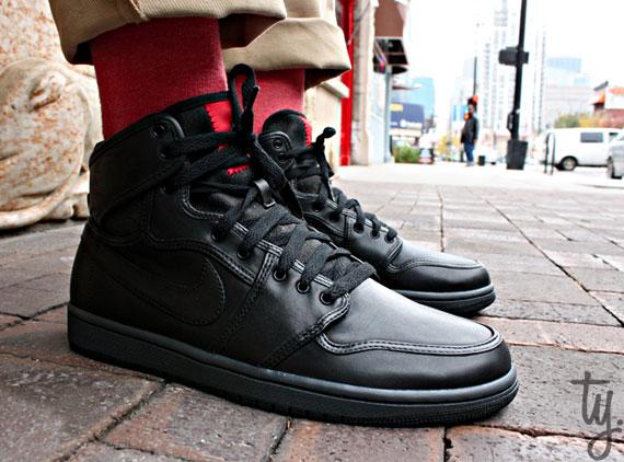 Air Jordan 1 KO Premium: Black