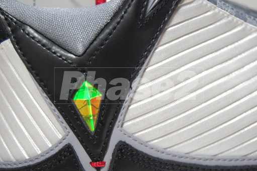 Air Jordan 2009: White   Black   Red Sample