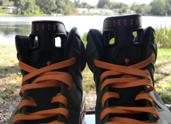 Air Jordan VI: No Losses Custom