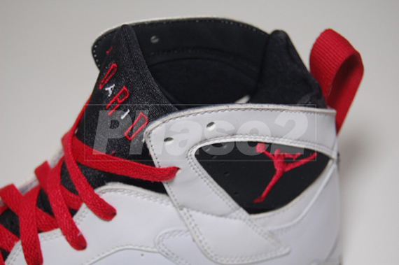 Air Jordan VII: CDP Sample