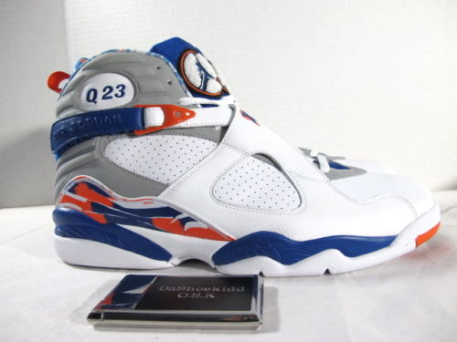 51a1ba2bc04 ... retroed the Air Jordan VIII, they dropped two player exclusives at the  flagship House of Hoops in Harlem. One of those PEs was a Quentin Richardson  ...