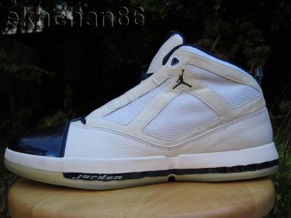 Air Jordan XVI: Michael Jordan Wizards PE