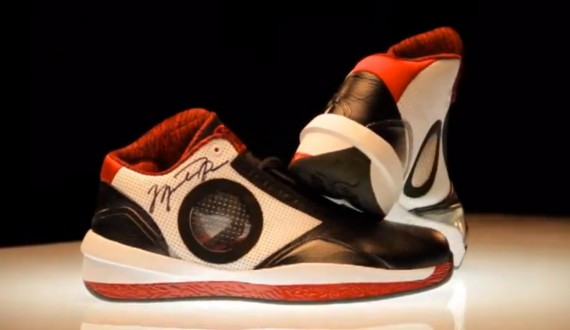 Air Jordan 2010 Autographed For Ronald McDonalds House