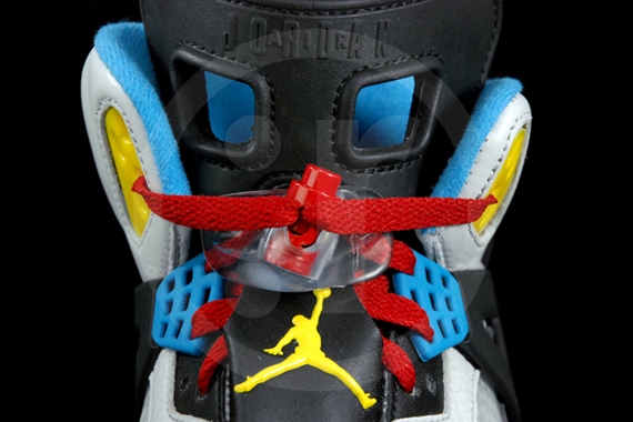 Jordan Spizike: Bordeaux   Detailed Images